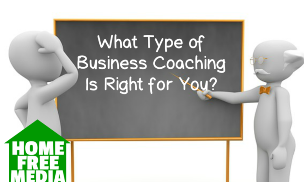 What Type of Business Coaching Is Right for You?