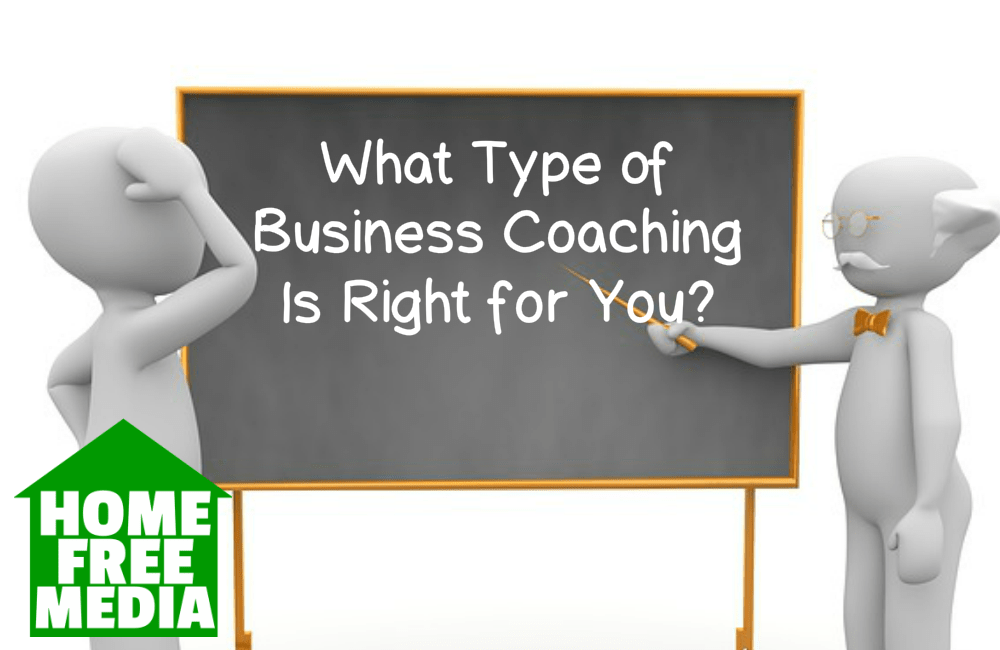 What Type of Business Coaching Is Right for You