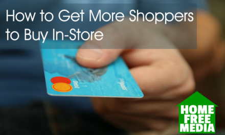 How to Get More Shoppers to Buy In-Store