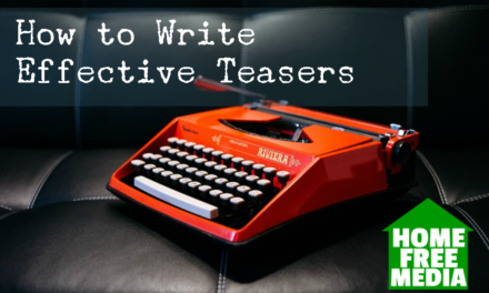 How to Write Effective Teasers