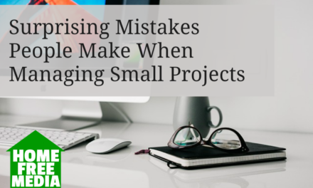 Surprising Mistakes People Make When Managing Small Projects