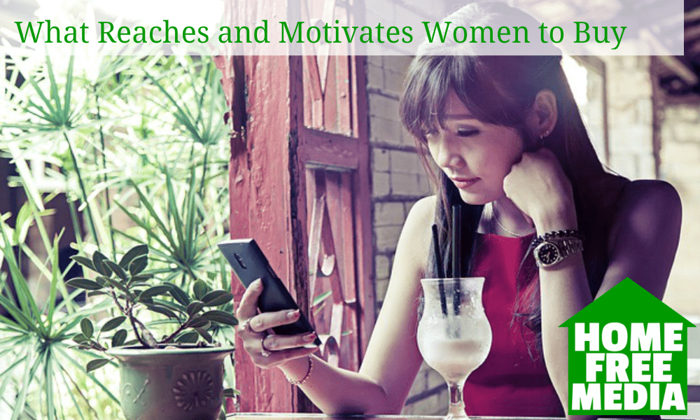 What Reaches and Motivates Women to Buy