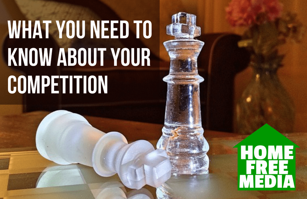 What You Need to Know about Your Competition