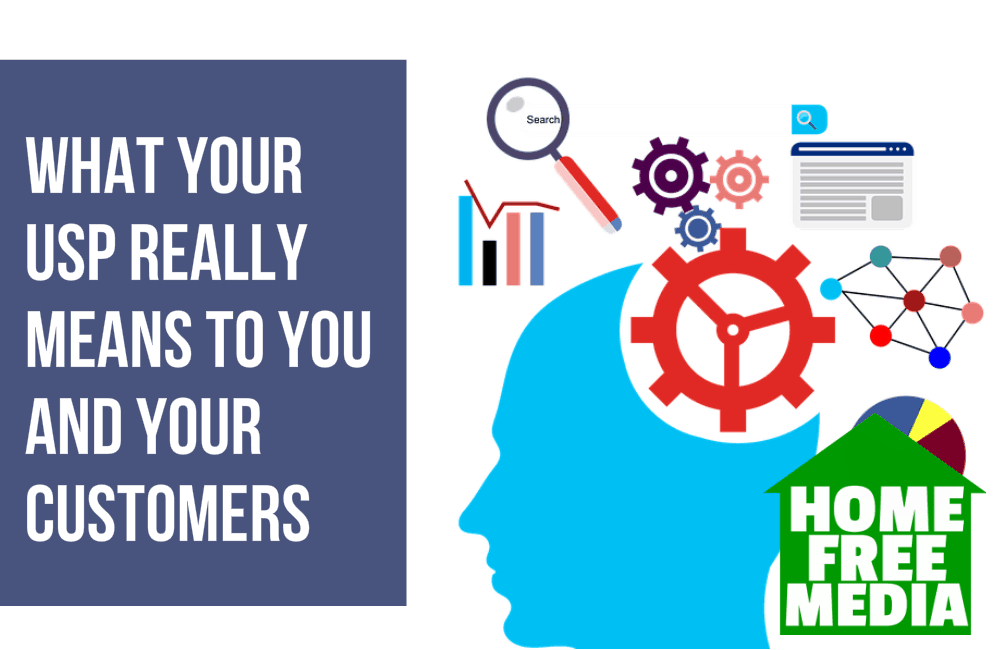 What Your USP Really Means to You and Your Customers