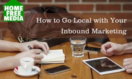 How to Go Local with Your Inbound Marketing