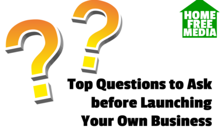 Top Questions to Ask before Launching Your Own Business