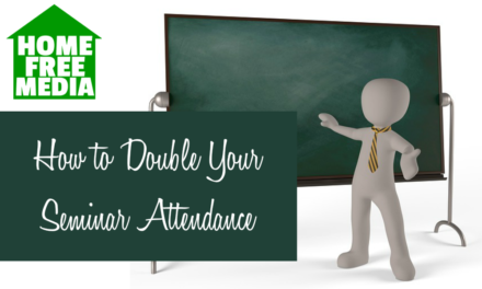 How to Double Your Seminar Attendance