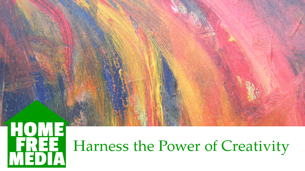 harness the power of creativity