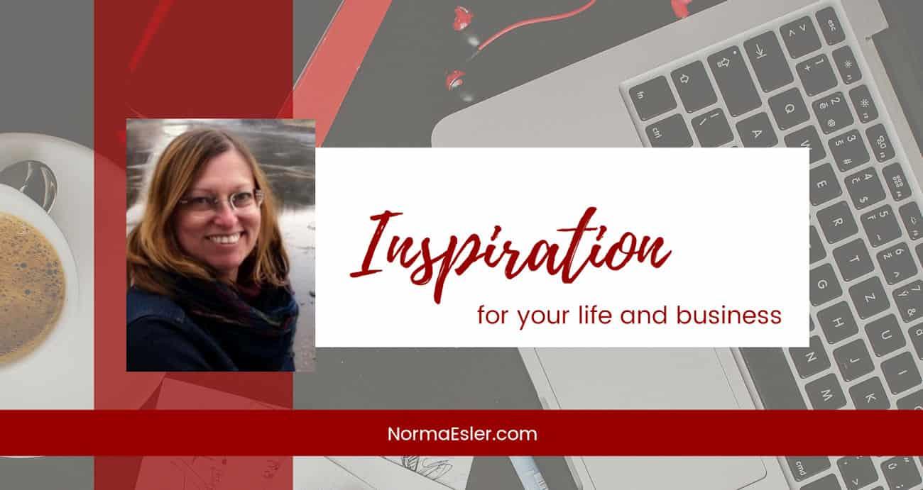 Inspiration Norma Esler