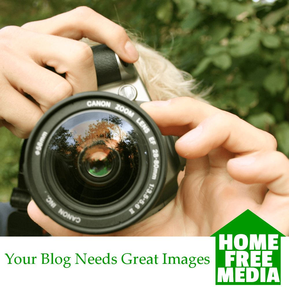 your blog needs great images