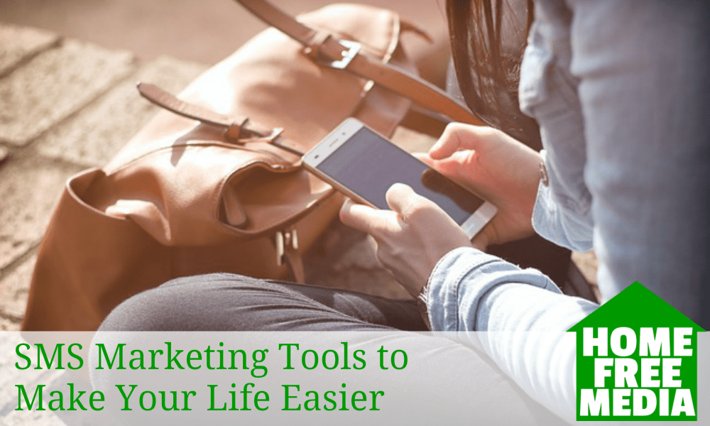 SMS Marketing Tools to Make Your Life Easier