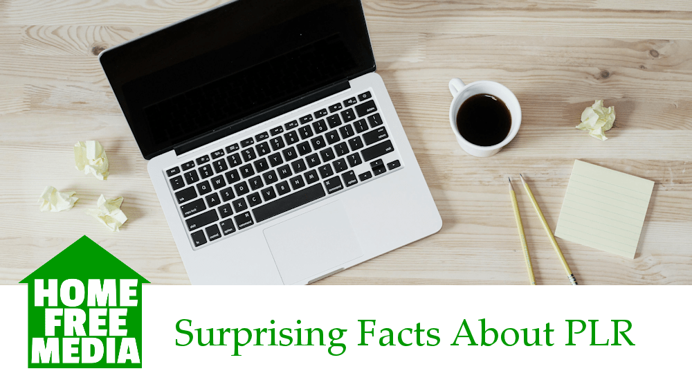 surprising facts about PLR