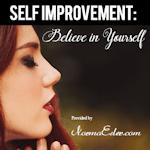 self improvement believe in yourself workbook