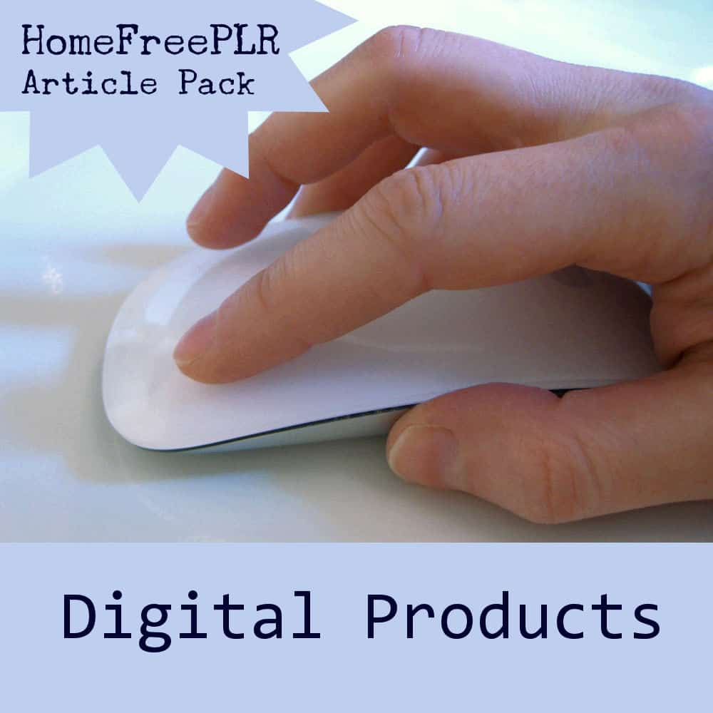 digital products plr