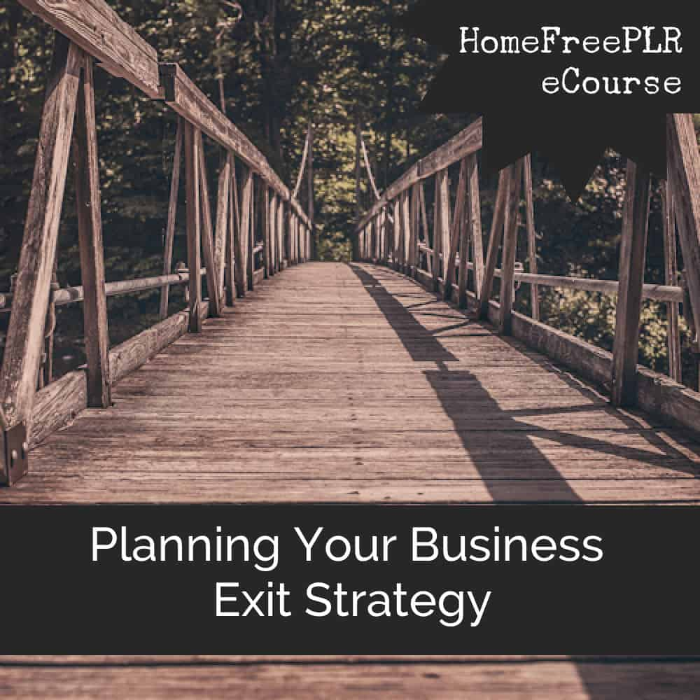 Planning Your Business Exit Strategy