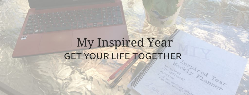 My Inspired Year