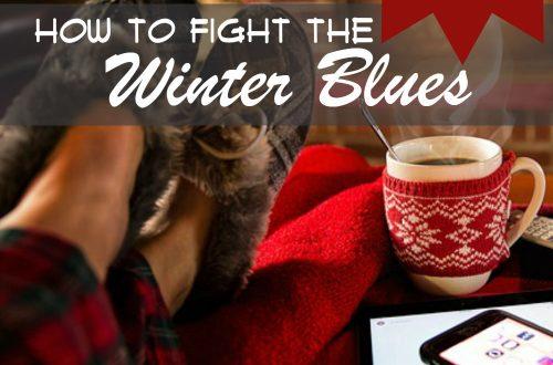 winter blues PLR article pack