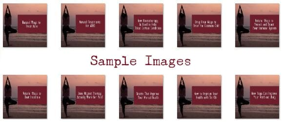 help yourself to health plr images
