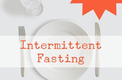intermittent fasting plr