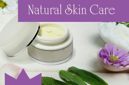 Natural Skin Care PLR Images