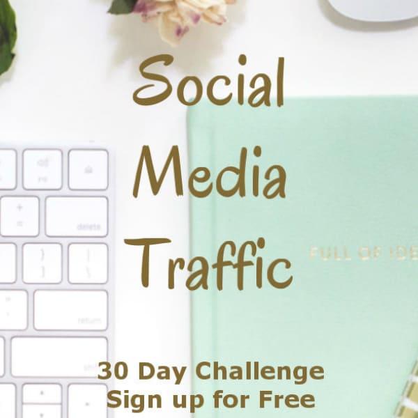social media traffic challenge