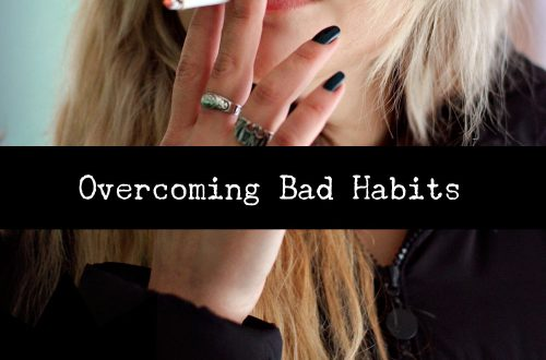 overcoming bad habits plr articles