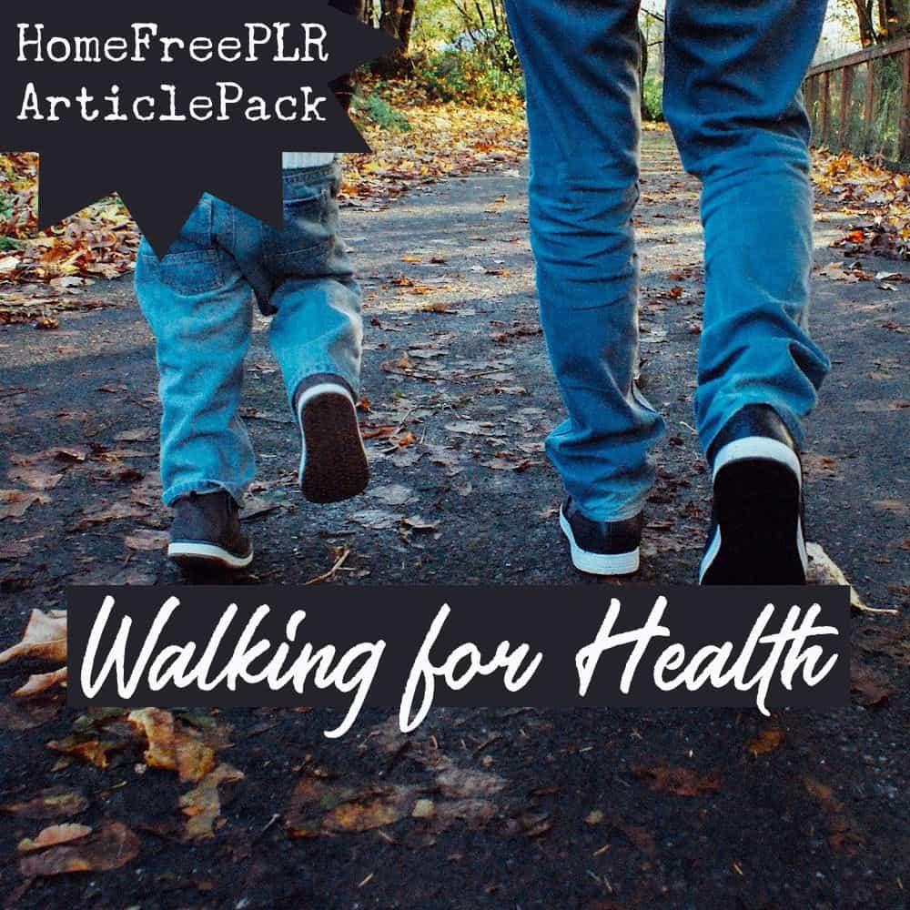 walking plr articles