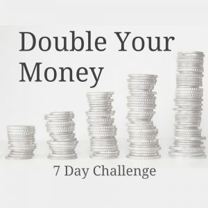 double your money course