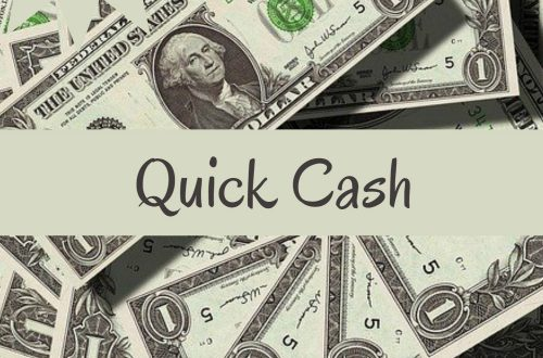 quick cash plr