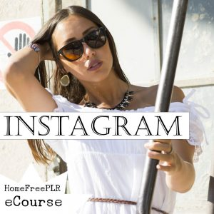 instagram PLR