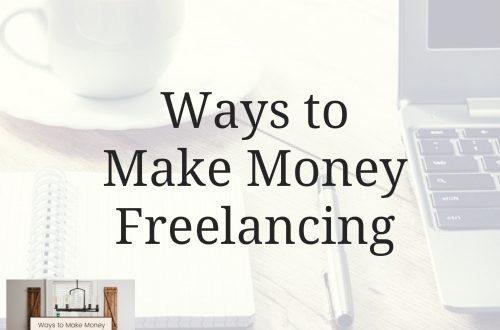 ways to make money freelancing course