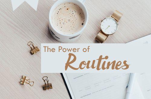 routines plr