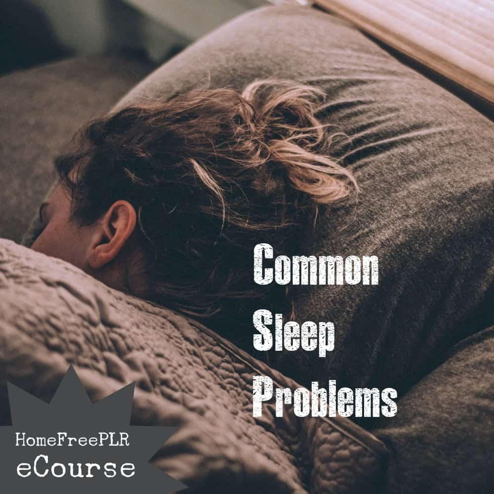 sleep plr