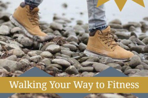 walking for fitness plr